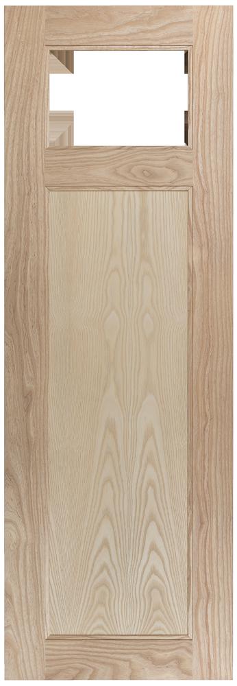Ash Shaker Door, Cabinet Door, Kitchen Cabinet Door, Glass Panel Door
