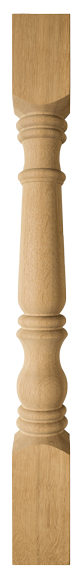 Edwardian Pilaster, Kitchen Pilasters, Wooden Pilasters, Pilaster