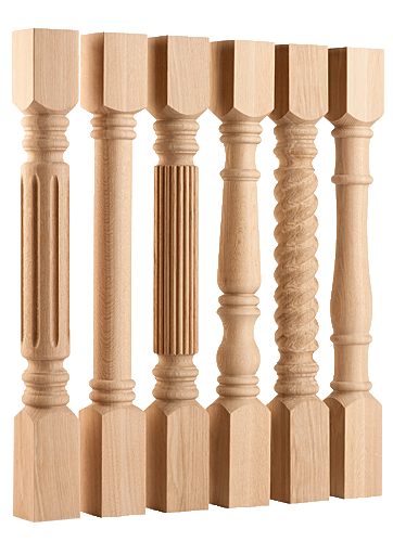 Pilastersl, Kitchen Pilasters, Wooden Pilasters