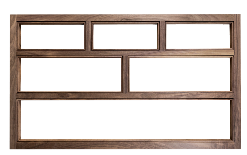 Cabinet Frame, Kitchen Cabinet Door Frame, Door Frame, Bespoke Cabinet Door Frame, Drawer Frame, Walnut Drawer