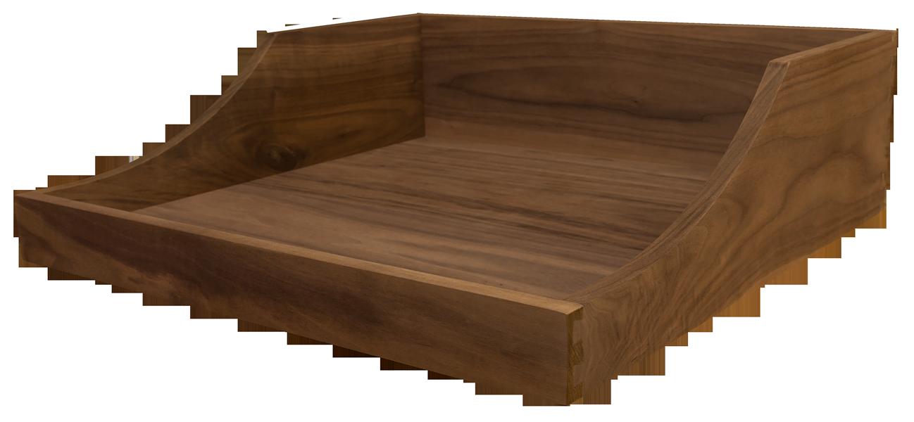 Walnut Dovetailed Drawer, Dovetailed Drawer, Dovetail, Walnut Shaped Drawer, Walnut Drawer Box