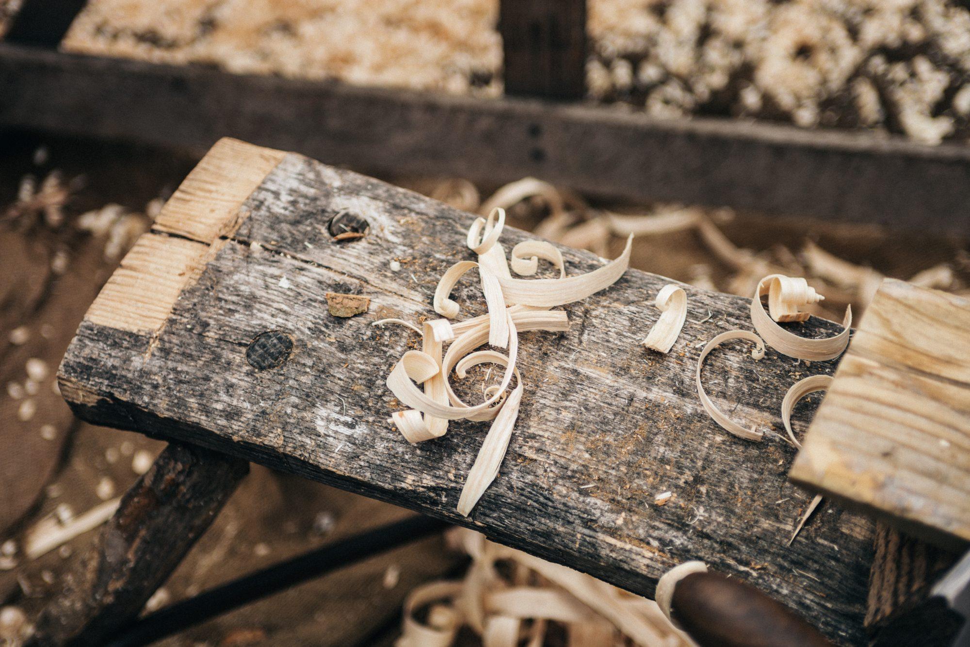 Workshop, Old Wood