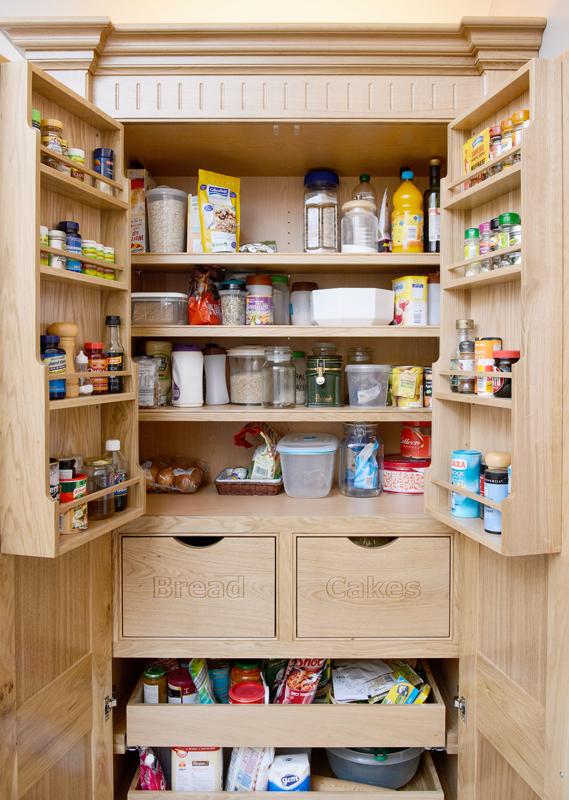 Kitchen Storage,